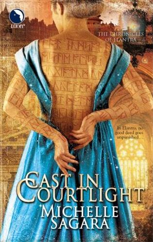 Cover of Cast in Courtlight (Large)