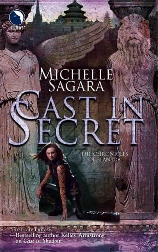 Cover of Cast in Secret (Large)