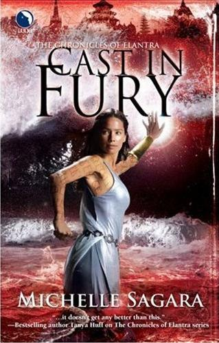 Cover of Cast in Fury (Large)